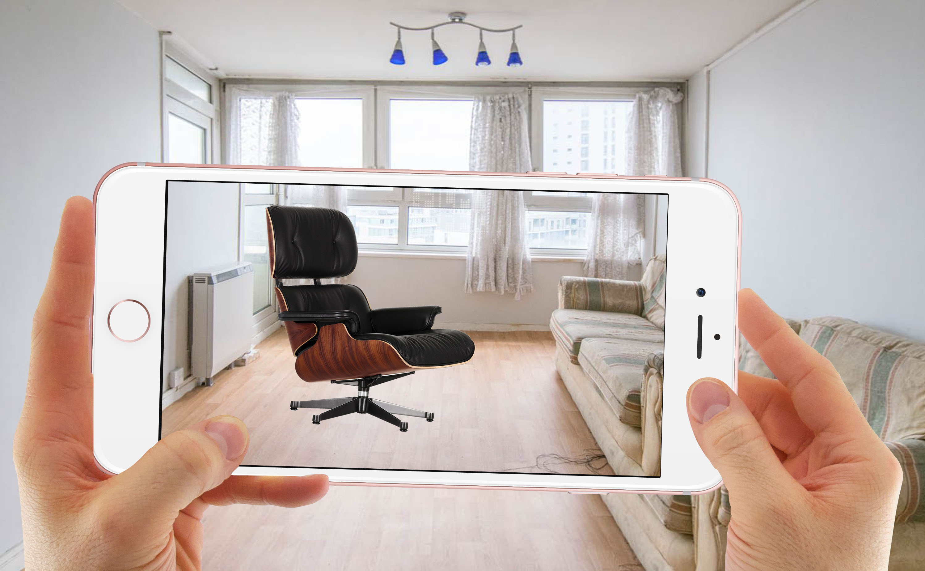 MOBLAR – AR Enabled Furniture E -commerce Solution