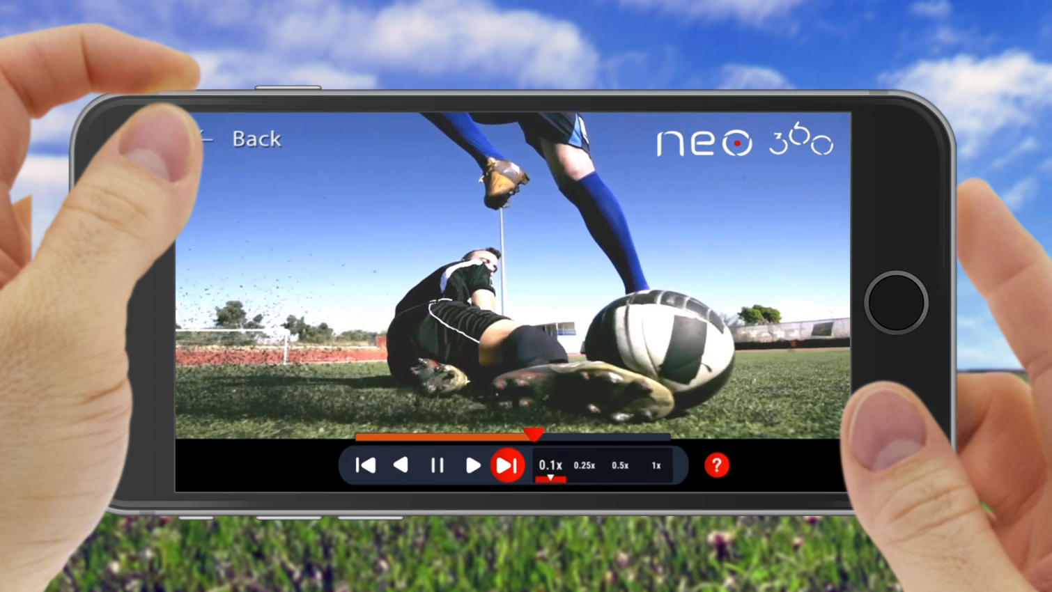 NEO360 – HD & 360 Slow Motion