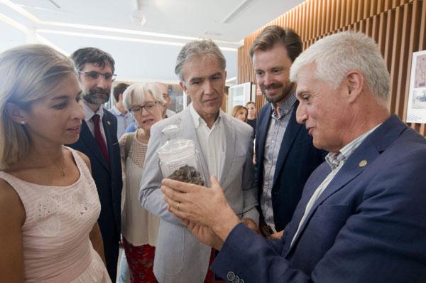 La realidad aumentada permitirá visitar el puerto del que partió Colón en el Parque de las Ciencias de Granada